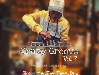 Source De DeeJay – Crazy Groove Vol 07 Mix
