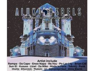 Aluku Rebels – Tribes on the Titan Moon