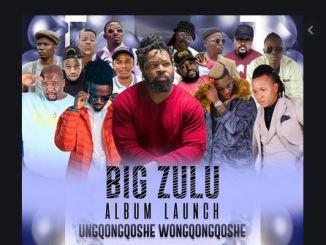Big Zulu – Ungqongqoshe Wongqongqoshe