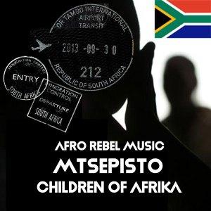 EP: Mtsepisto – Mr Afro