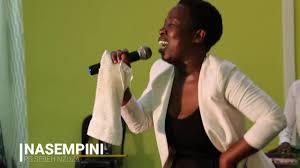 Ps Sebeh Nzuza Live Worship — Nasempini