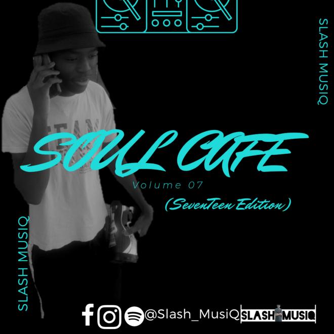 Slash MusiQ – Soul Cafe VoL. 7 (SevenTeen Edition)