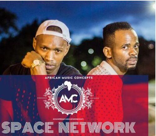 Space Network – Gqom Fridays Mix Vol.162