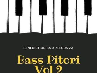 Benediction SA x Zelous ZA – ILOKISHI Ft. Kevitron SA X Boizin's WaselokShin
