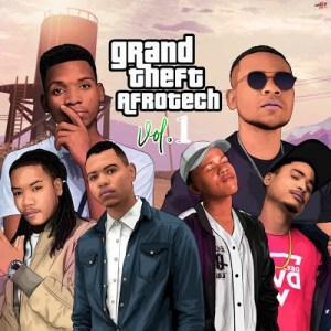 EP: DJ Kayo – Grand Theft Afrotech, Vol. 1