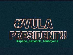 Space Network – #VulaPresident