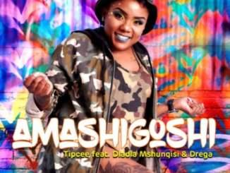 Tipcee – Amashigoshi Ft. Dladla Mshunqisi, Drega