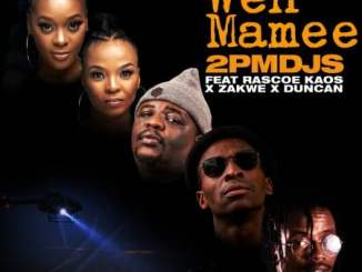 2pm DJs – Weh Mamee ft. Zakwe