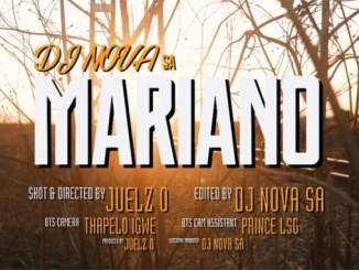 VIDEO: DJ Nova SA – Mariano