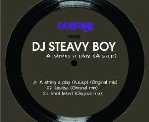 DJ Steavy Boy – Sunlight From Darkness (Original Mix)