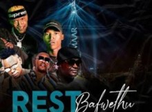 MegaDrumz & Achim – Rest Bafwethu