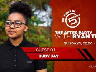 Judy Jay – The after Party With Ryan The Dj (5FM Mix)