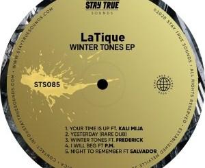 EP: LaTique – Winter Tones