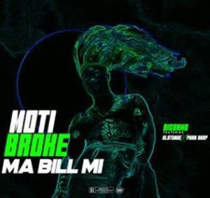 Big Bamo – AraNKanMi (Moti Broke Ma Bill Mi)