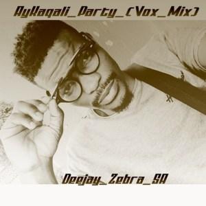 Deejay Zebra SA – AyKaqali Party (Vox Mix)