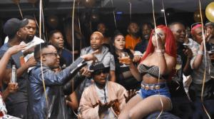 VIDEO: Gigi Lamayne – Slaap Tiger Ft. DJ Tira, NaakMusiq and Just Bheki