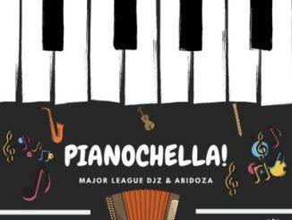 Major League & Abidoza – Le Plane E'Landile