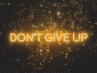 Melisa Peter – Don't Give Up