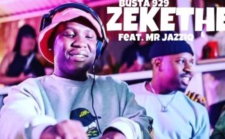 Mr Jazziq – Zekethe Ft. Busta 929