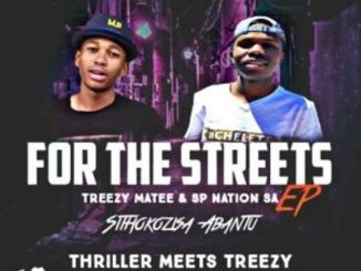 EP: SP Nation SA & TreezY Matee – For The Streets