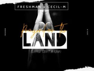 DJ Freshman & Cecil M – Prayer For The Land