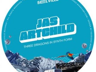 EP: Jas Artchild – Three Dragons In Synth Form