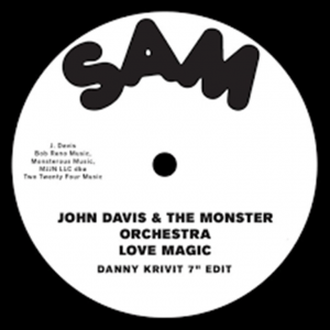 John Davis & The Monster Orchestra – Love Magic (Danny Krivit 7 Edit)