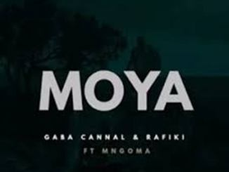 Gaba Cannal – Moya Ft. Rafiki & Mngoma Omuhle