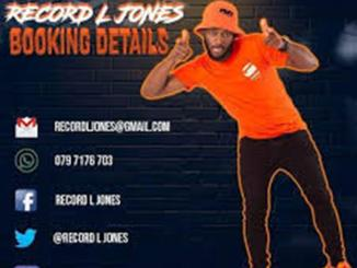 Record L Jones & DJ Corry Da Groove – Tanquilla