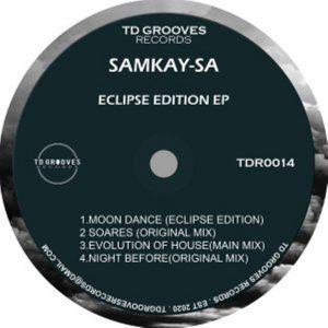 SamKay-SA – Eclipse Edition EP