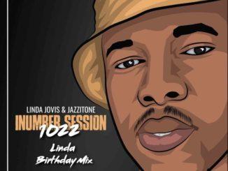JazziTone & Linda Jovis – INambaSession1022 (Linda Jovis Birthday Mix)