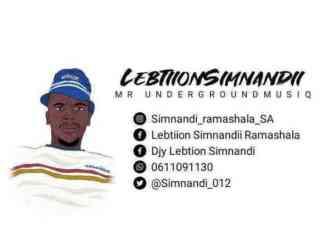 Lebtiion Simnandi – SphushaUmjaivo One Way Vol.22 (Birthday Mix)