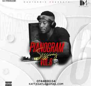 MasterMix – Pianogram sessions Vol 6