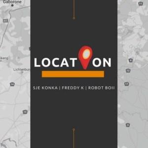 Sje Konka, Freddy K & Robot Boii – Location