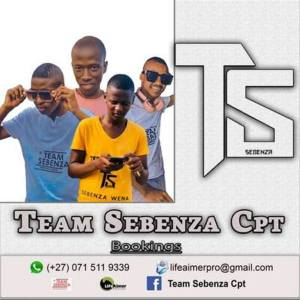 Team Sebenza – + 1 (For Dee Magandi)