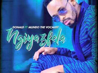 Donald – Ngiyazfela ft. Mlindo The Vocalist