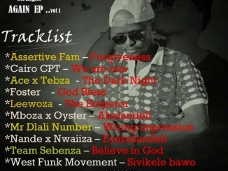 West Funk Movement – Sivikele Bawo