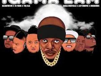 West Njokweni – Igama Lam Remix Ft. M-Trade, Lazy Dwayne, Rheebongs, Alligator MC, Teq-illa & Gqala Inkuntsela