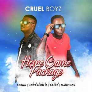 Cruel Boyz – Thirteen ft. Diskwa