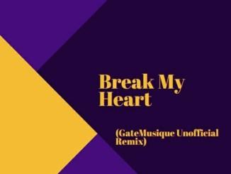 Dua Lipa – Break My Heart (GateMusique Unofficial Remix)