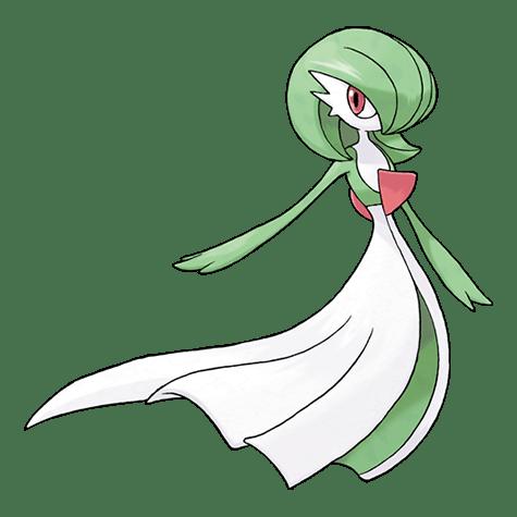 Pokémon 282 Gardevoir