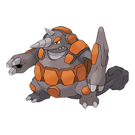 Pokemon 464 Rhyperior