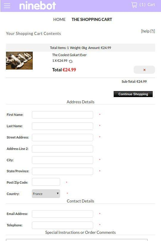 Emotorcyclebest.club Tienda Online Falsa Datos