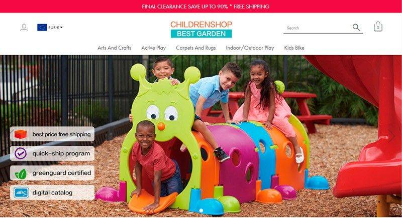 imykidstoy.com – tienda falsa, FAKE de artículos para niños