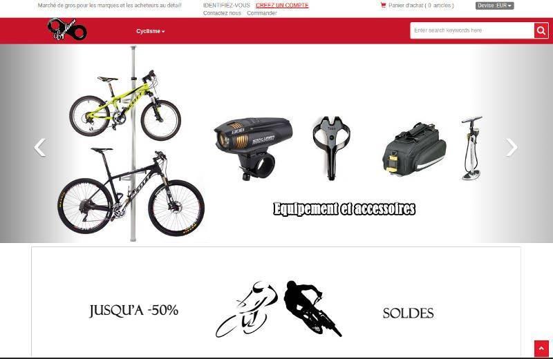Jjstrade.top Tienda Falsa Estafa Productos Ciclismo