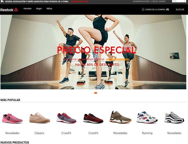 Reeboktienda.online Tienda Online Estafa Reebok