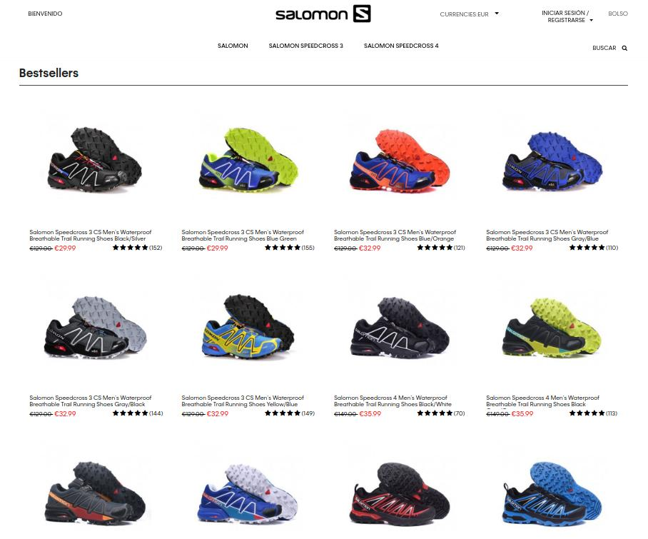 Azsemkr.com Other Fake Online Shop Salomon Products