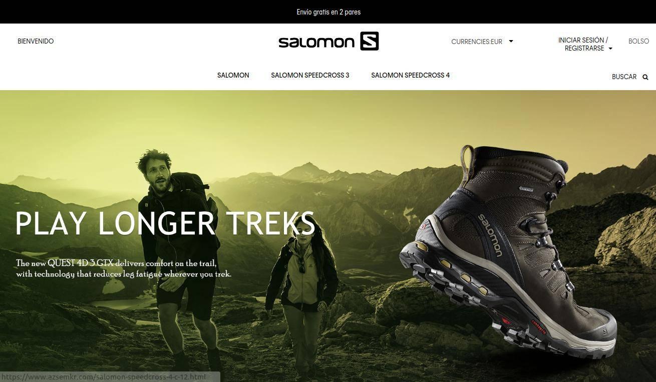 azsemkr.com otra tienda FALSA Salomon