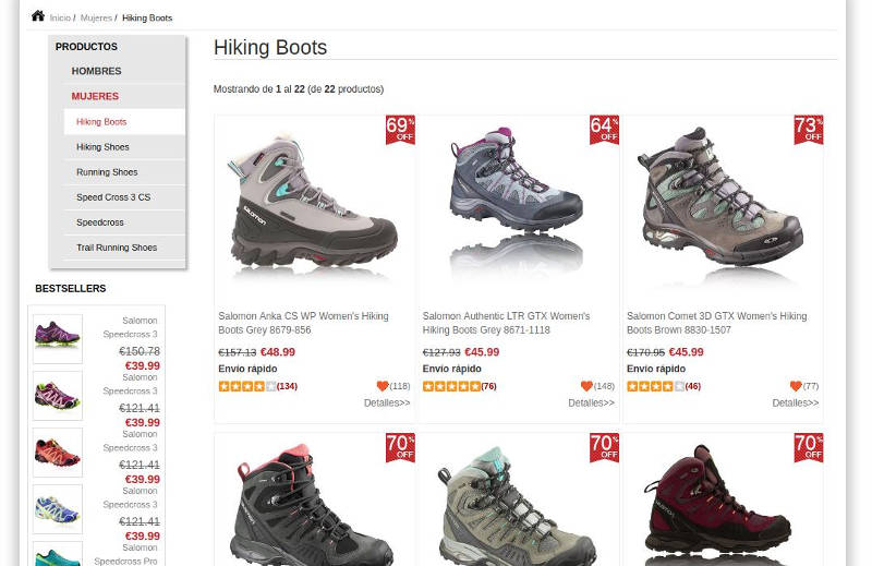 Boonsalala.com Products Other Fake Online Shop Salomon