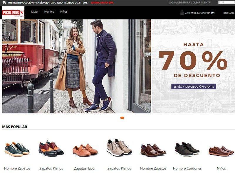 Pikolinosezapato.online Tienda Online Falsa Zapatos Pikolinos